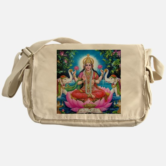 Cute Wealth Messenger Bag