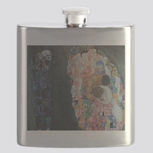 Death and Life Flask