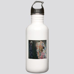 Death and Life Water Bottle