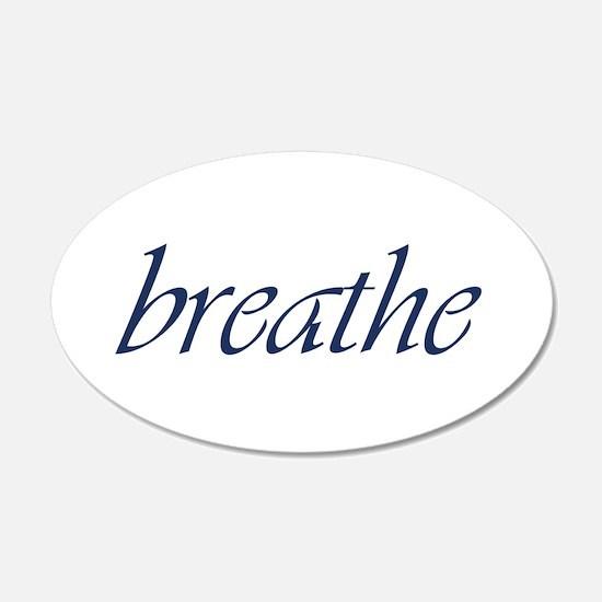 Breathe.Psd Wall Decal
