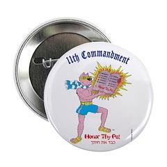 HONOR THY PET! Button (100 pk)
