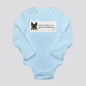 german shepherd Body Suit