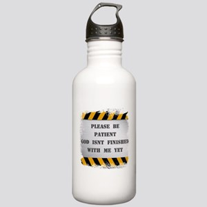 Be Patient With Me - Stainless Water Bottle 1.0L