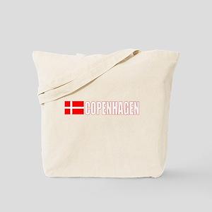 Copenhagen, Denmark Tote Bag