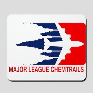 Major League Chemtrails Mousepad