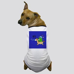 The knight is coming Dog T-Shirt