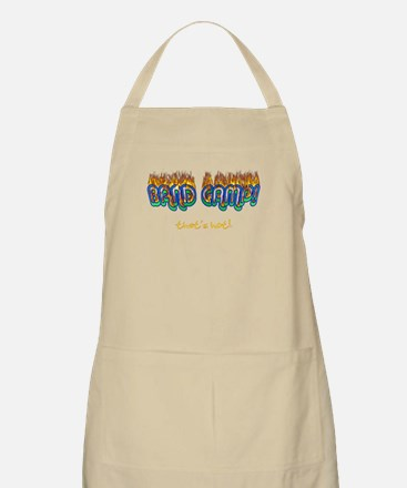 Band Camp - that's hot! BBQ Apron