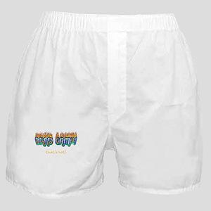 Band Camp - that's hot! Boxer Shorts