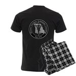 MVTA Logo Men's Dark Pajamas