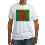 Military Duchess Rank Badge Fitted T-Shirt