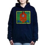 Military Duchess Rank Badge Hooded Sweatshirt