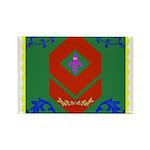 Military Duchess Rank B Rectangle Magnet (10 pack)