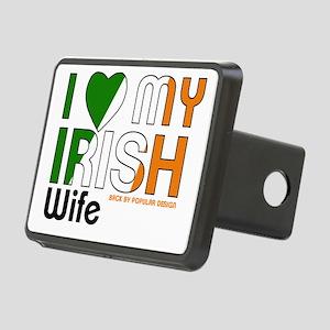 I Love My Irish Wife Hitch Cover