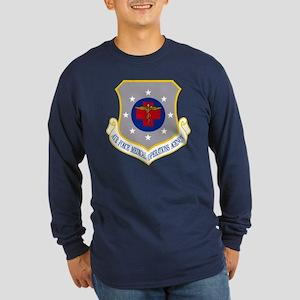 Medical Operations Agency Long Sleeve Dark T-Shirt