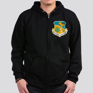 AF Audit Agency Zip Hoodie (dark)