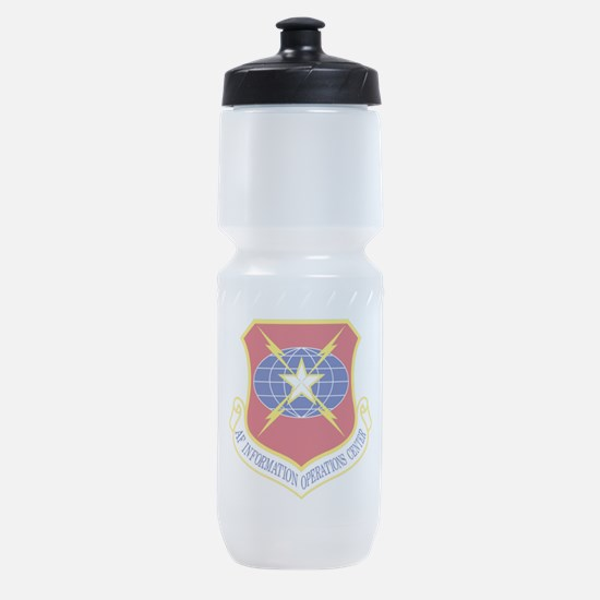 Information Operations Center Sports Bottle