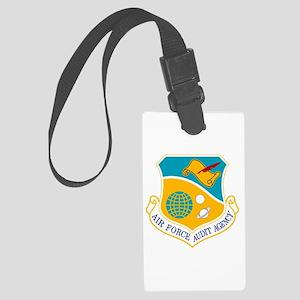 AF Audit Agency Large Luggage Tag