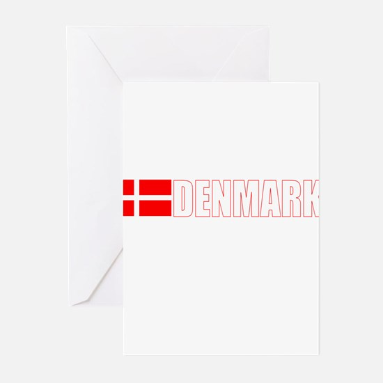 Denmark Greeting Cards (Pk of 10)