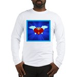 Sufi Peace Equality Graphic Long Sleeve T-Shirt