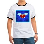 Sufi Peace Equality Graphic Ringer T