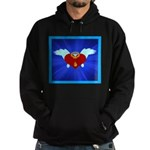 Sufi Peace Equality Graphic Hoodie (dark)