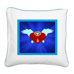 Sufi Peace Equality Graphic Square Canvas Pillow