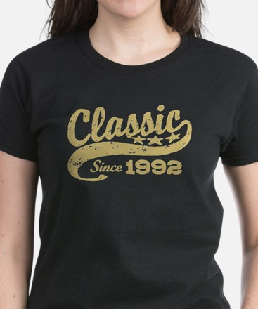 Classic Since 1992 Women's Dark T-Shirt