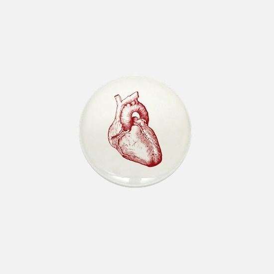 Have a Heart Mini Button