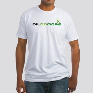 Oil No More Fitted T-Shirt