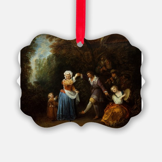 The Country Dance Ornament