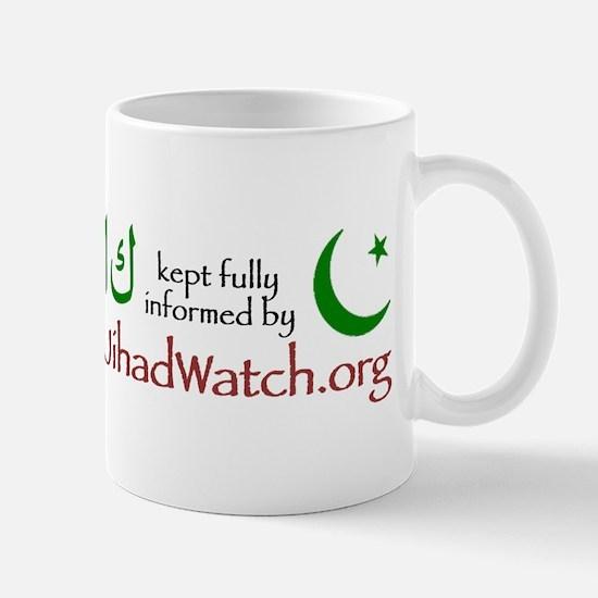 Fully Informed Mugs