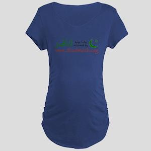 Fully Informed Maternity T-Shirt