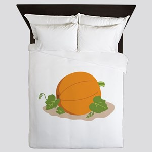 Pumpkin Queen Duvet