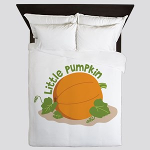 Little Pumpkin Queen Duvet