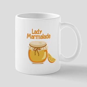 Lady Marmalade Mugs