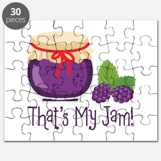 Thats My Jam! Puzzle