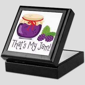 Thats My Jam! Keepsake Box
