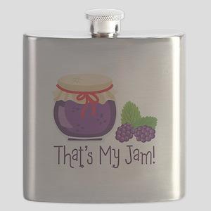 Thats My Jam! Flask
