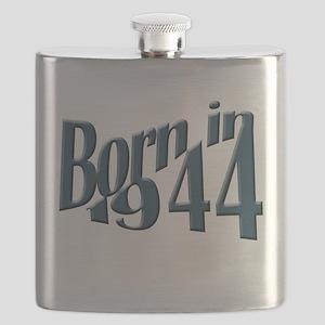 Born in 1944 Flask