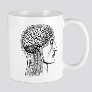 The Human Brain Mugs