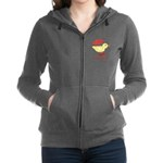 Personalized Duck Zip Hoodie
