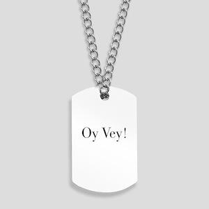 oyvey Dog Tags