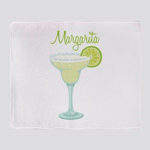 Margarita Throw Blanket