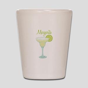 Margarita Shot Glass