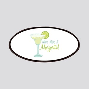 Make Mine A Margarita! Patches
