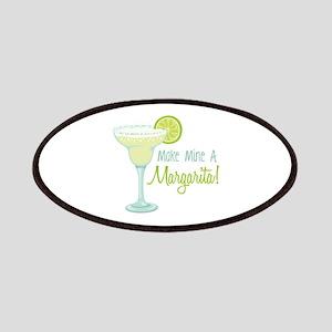 Make Mine A Margarita! Patches