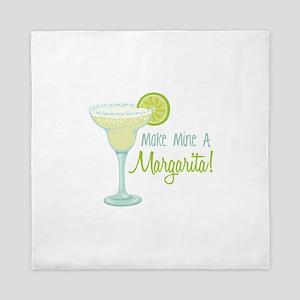 Make Mine A Margarita! Queen Duvet