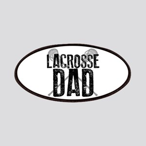 Lacrosse Dad Patches