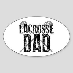 Lacrosse Dad Sticker