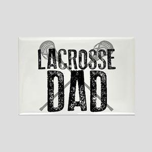 Lacrosse Dad Magnets